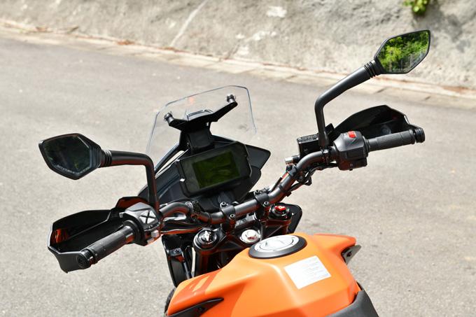 【KTM 390アドベンチャー 試乗記】アンダー400ccの常識を変える、本気のアドベンチャーツアラー の12画像