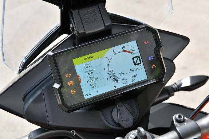 【KTM 390アドベンチャー 試乗記】アンダー400ccの常識を変える、本気のアドベンチャーツアラー の13画像