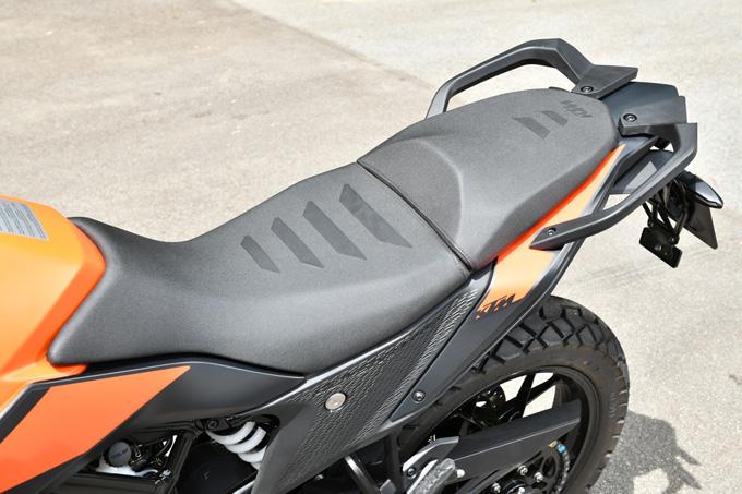 【KTM 390アドベンチャー 試乗記】アンダー400ccの常識を変える、本気のアドベンチャーツアラー の16画像