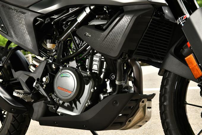 【KTM 390アドベンチャー 試乗記】アンダー400ccの常識を変える、本気のアドベンチャーツアラー の18画像