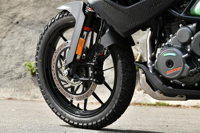 【KTM 390アドベンチャー 試乗記】アンダー400ccの常識を変える、本気のアドベンチャーツアラー の21画像