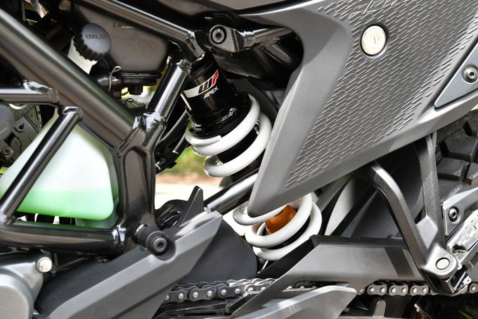 【KTM 390アドベンチャー 試乗記】アンダー400ccの常識を変える、本気のアドベンチャーツアラー の23画像
