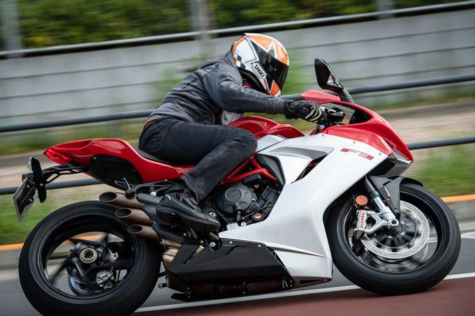 【MVアグスタ F3 800 試乗記】3気筒800ccならではの楽しさ! 見かけによらず扱いやすいスーパースポーツだ