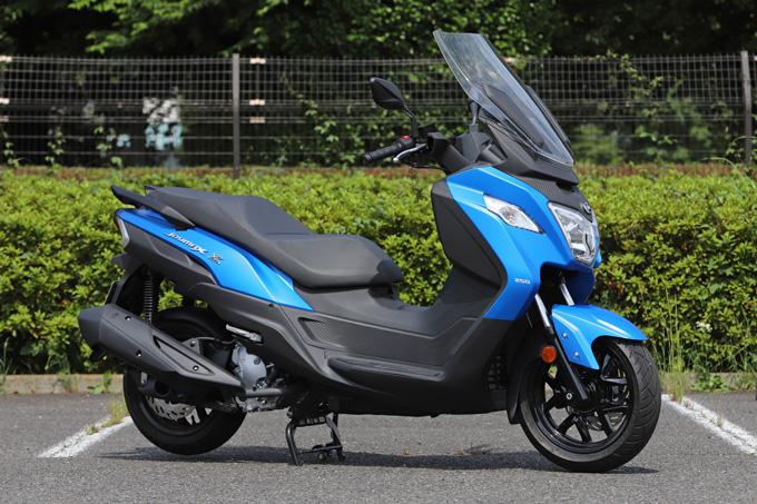 【SYM JOYMAX Z 250 試乗記】税込50万円を切る圧巻のコストパフォーマンス!走りと装備の基本をきっちりと押さえた250ccスクーターの01画像