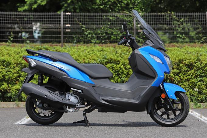 【SYM JOYMAX Z 250 試乗記】税込50万円を切る圧巻のコストパフォーマンス!走りと装備の基本をきっちりと押さえた250ccスクーターの06画像