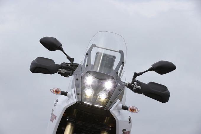 【ヤマハ テネレ700 試乗記】新世代のテネレは、本気のオフロード車‼の11画像