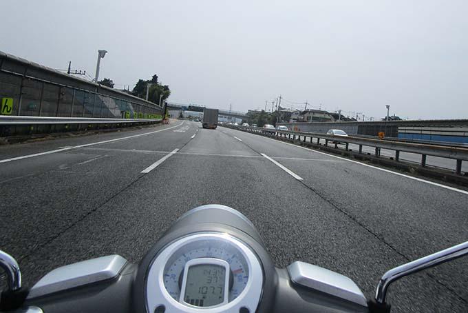 【プジョー ジャンゴ150 試乗記】乗り心地抜群!! 優雅で美しいフレンチスクーターの09画像