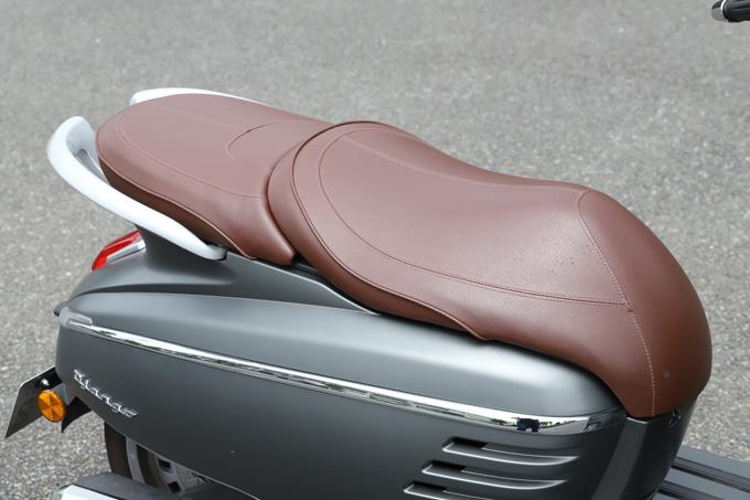 【プジョー ジャンゴ150 試乗記】乗り心地抜群!! 優雅で美しいフレンチスクーターの18画像