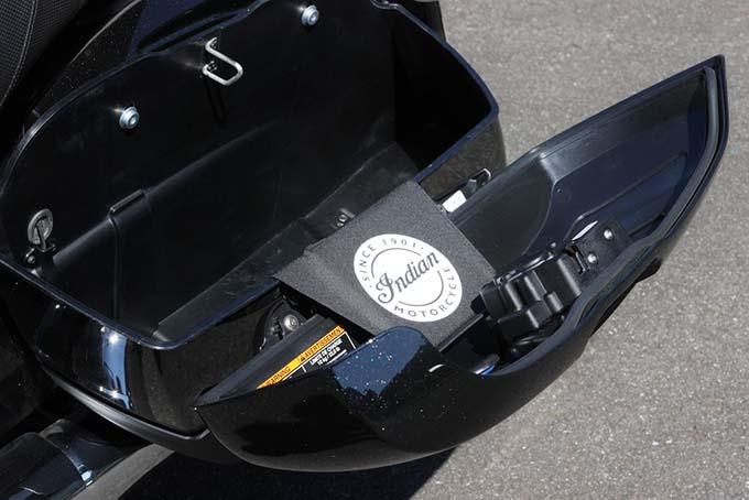 【インディアン チャレンジャー リミテッド試乗記】178Nmの最大トルクは、歴代Vツイン史上最強の19画像