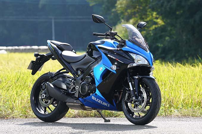 """【スズキ GSX-S1000F 試乗記】これ一台ですべてをまかなえる、ある種の""""アガリ""""バイク02画像"""
