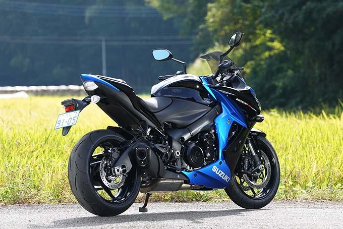 """【スズキ GSX-S1000F 試乗記】これ一台ですべてをまかなえる、ある種の""""アガリ""""バイク03画像"""