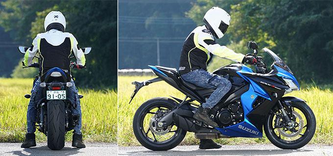"""【スズキ GSX-S1000F 試乗記】これ一台ですべてをまかなえる、ある種の""""アガリ""""バイクの07画像"""
