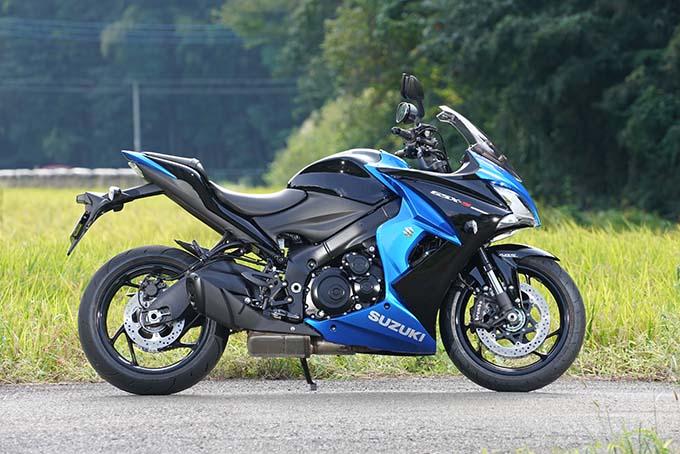"""【スズキ GSX-S1000F 試乗記】これ一台ですべてをまかなえる、ある種の""""アガリ""""バイク08画像"""