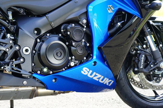 """【スズキ GSX-S1000F 試乗記】これ一台ですべてをまかなえる、ある種の""""アガリ""""バイク11画像"""