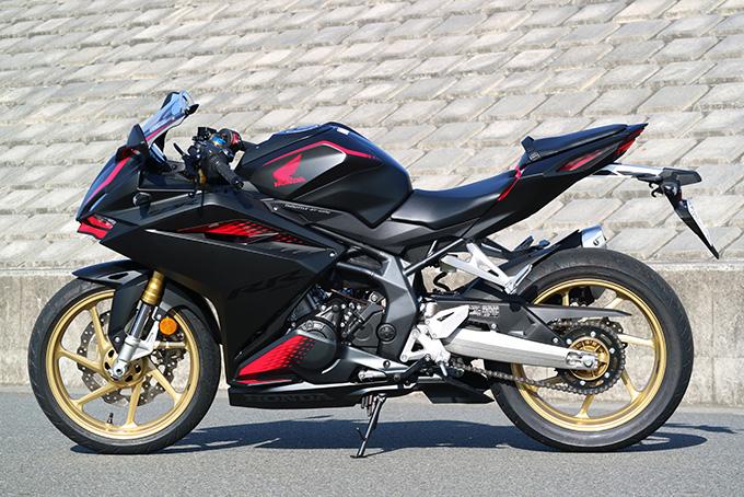 【ホンダ CBR250RR 試乗記】250cc最強ツインスポーツがモデルチェンジ! いったい何が変わったのか? 04画像