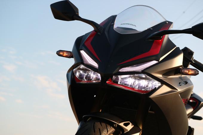 【ホンダ CBR250RR 試乗記】250cc最強ツインスポーツがモデルチェンジ! いったい何が変わったのか?05画像