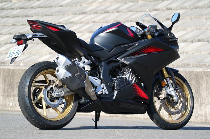 【ホンダ CBR250RR 試乗記】250cc最強ツインスポーツがモデルチェンジ! いったい何が変わったのか?07画像