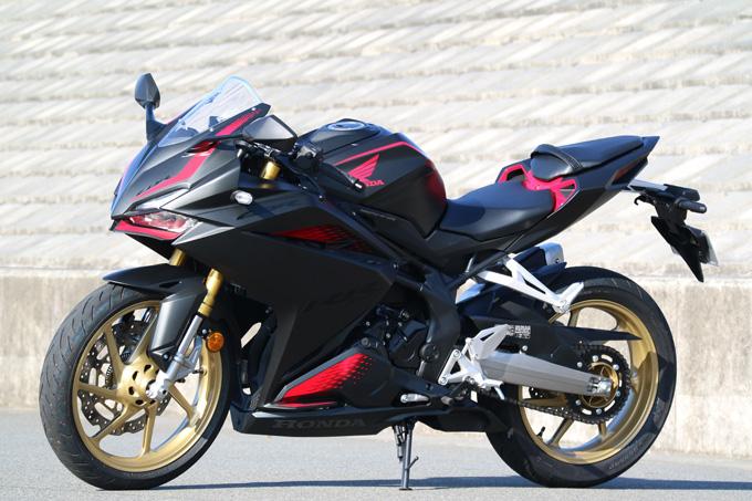 【ホンダ CBR250RR 試乗記】250cc最強ツインスポーツがモデルチェンジ! いったい何が変わったのか?08画像