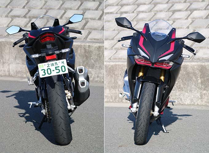 【ホンダ CBR250RR 試乗記】250cc最強ツインスポーツがモデルチェンジ! いったい何が変わったのか?10画像