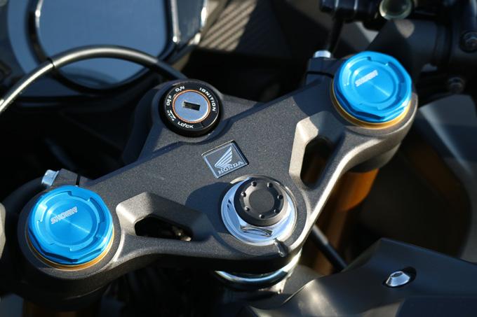 【ホンダ CBR250RR 試乗記】250cc最強ツインスポーツがモデルチェンジ! いったい何が変わったのか?16画像