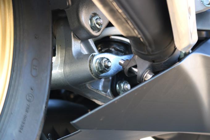 【ホンダ CBR250RR 試乗記】250cc最強ツインスポーツがモデルチェンジ! いったい何が変わったのか?18画像