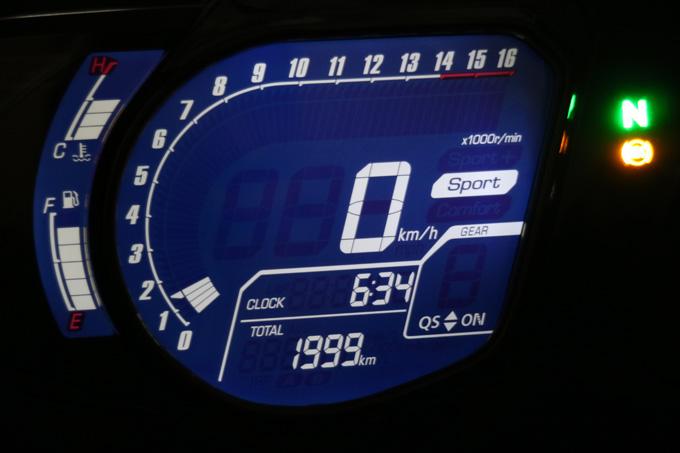 【ホンダ CBR250RR 試乗記】250cc最強ツインスポーツがモデルチェンジ! いったい何が変わったのか?20画像