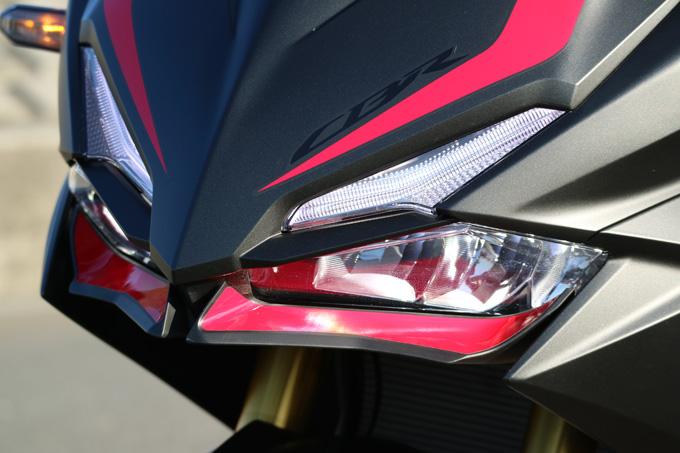 【ホンダ CBR250RR 試乗記】250cc最強ツインスポーツがモデルチェンジ! いったい何が変わったのか?22画像