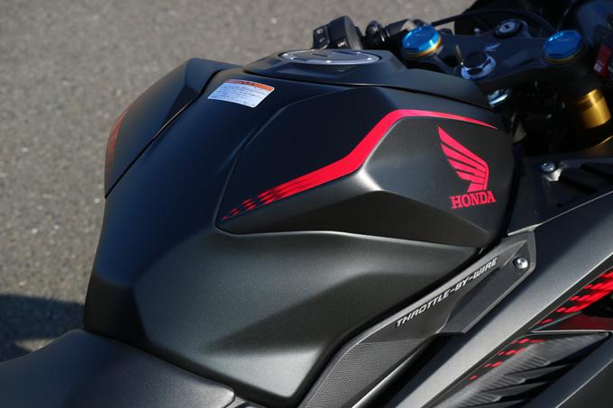 【ホンダ CBR250RR 試乗記】250cc最強ツインスポーツがモデルチェンジ! いったい何が変わったのか?24画像