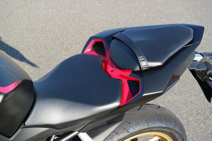 【ホンダ CBR250RR 試乗記】250cc最強ツインスポーツがモデルチェンジ! いったい何が変わったのか?25画像
