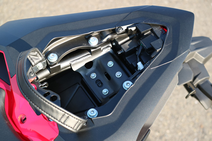 【ホンダ CBR250RR 試乗記】250cc最強ツインスポーツがモデルチェンジ! いったい何が変わったのか?26画像