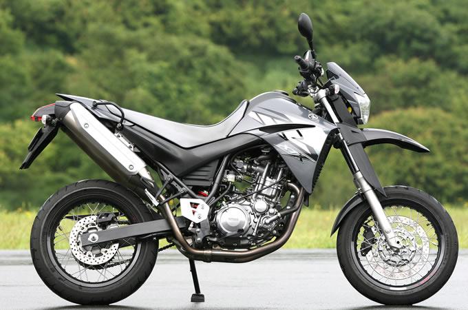 ヤマハ XT660Xの画像