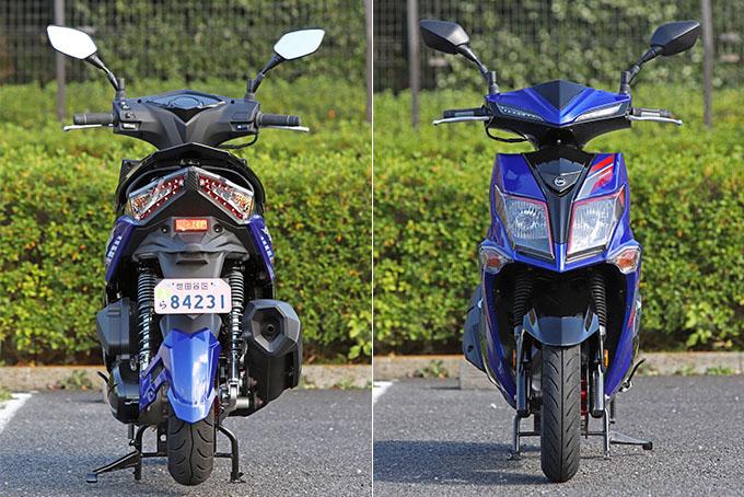 【SYM ジェットS 試乗記】軽いハンドリングと強力なダッシュが楽しい台湾発の125ccスポーツスクーターの08画像