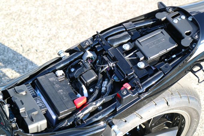 【ホンダ CBR250RR 試乗記】250cc最強ツインスポーツがモデルチェンジ! いったい何が変わったのか?23画像