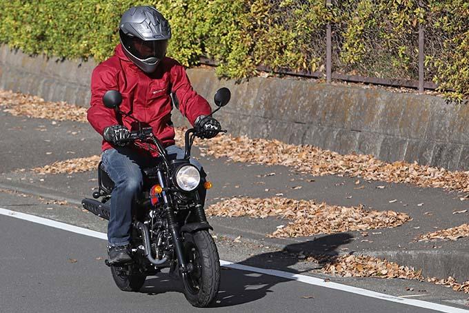 【ブリット ヘリテイジ50 試乗記】バイクの楽しみ方の原点を知るベルギー発の50ccレジャーマシンの05画像