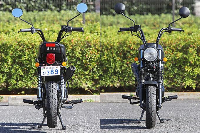 【ブリット ヘリテイジ50 試乗記】バイクの楽しみ方の原点を知るベルギー発の50ccレジャーマシンの08画像