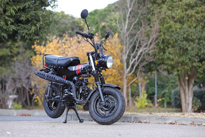 【ブリット ヘリテイジ50 試乗記】バイクの楽しみ方の原点を知るベルギー発の50ccレジャーマシンの09画像