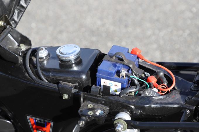 【ブリット ヘリテイジ50 試乗記】バイクの楽しみ方の原点を知るベルギー発の50ccレジャーマシンの17画像