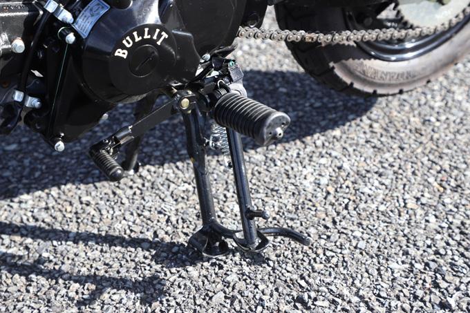 【ブリット ヘリテイジ50 試乗記】バイクの楽しみ方の原点を知るベルギー発の50ccレジャーマシンの画像