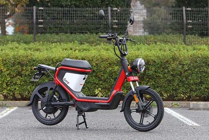 【ゴッチア GEV600 試乗記】イタリアンデザインが魅力の気軽に乗れる電動スクーターの01画像