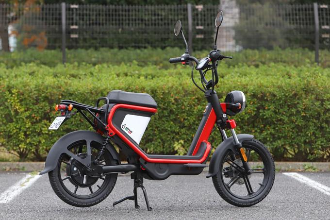 【ゴッチア GEV600 試乗記】イタリアンデザインが魅力の気軽に乗れる電動スクーターの02画像