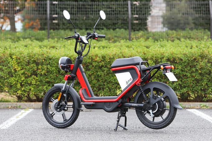 【ゴッチア GEV600 試乗記】イタリアンデザインが魅力の気軽に乗れる電動スクーターの04画像