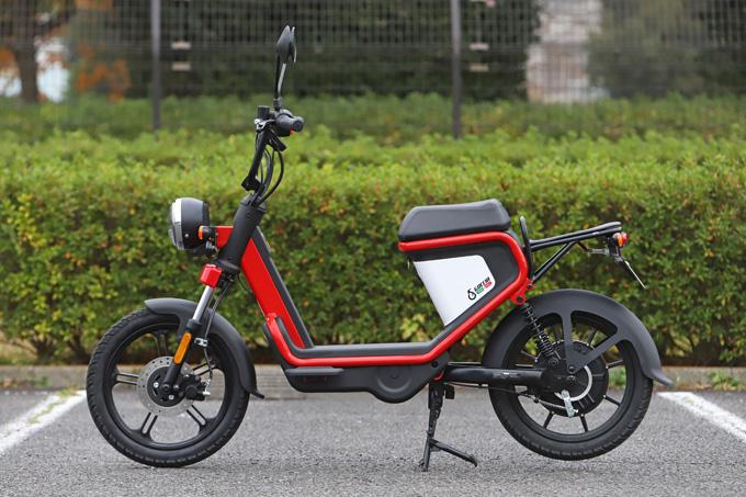 【ゴッチア GEV600 試乗記】イタリアンデザインが魅力の気軽に乗れる電動スクーターの07画像