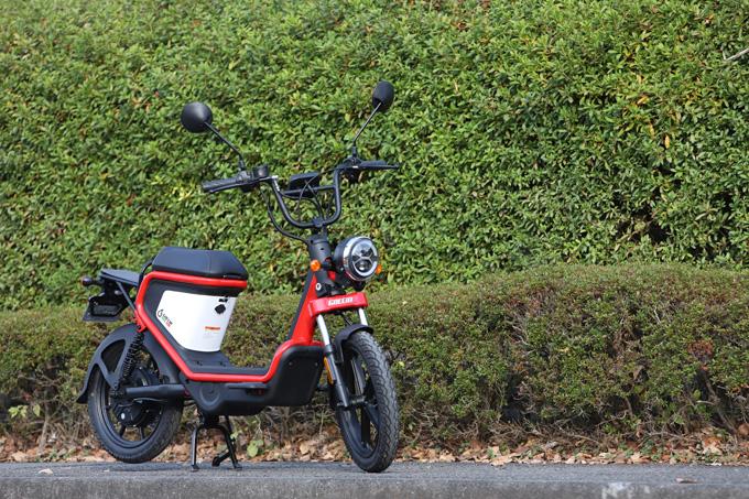 【ゴッチア GEV600 試乗記】イタリアンデザインが魅力の気軽に乗れる電動スクーターの09画像