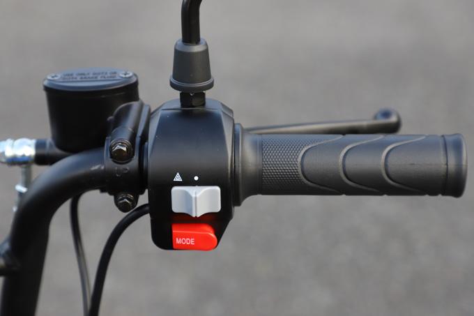 【ゴッチア GEV600 試乗記】イタリアンデザインが魅力の気軽に乗れる電動スクーターの14画像