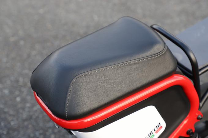 【ゴッチア GEV600 試乗記】イタリアンデザインが魅力の気軽に乗れる電動スクーターの16画像