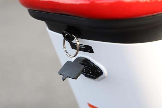 【ゴッチア GEV600 試乗記】イタリアンデザインが魅力の気軽に乗れる電動スクーターの18画像