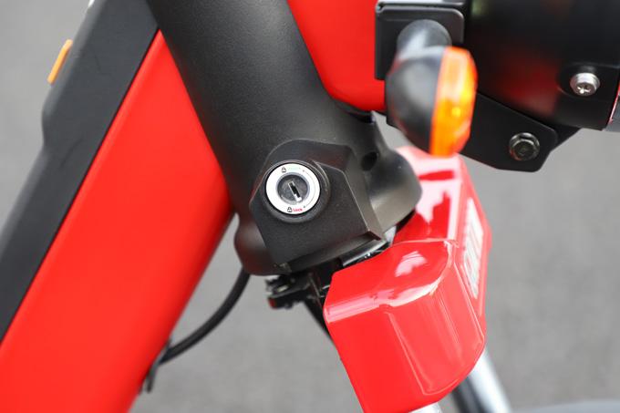 【ゴッチア GEV600 試乗記】イタリアンデザインが魅力の気軽に乗れる電動スクーターの20画像