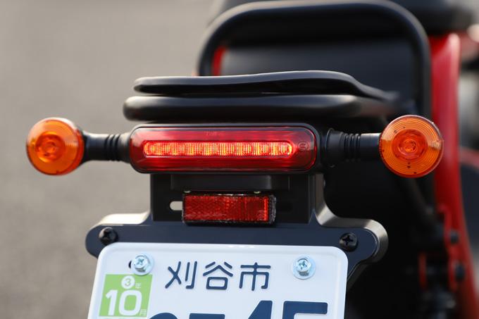 【ゴッチア GEV600 試乗記】イタリアンデザインが魅力の気軽に乗れる電動スクーターの24画像