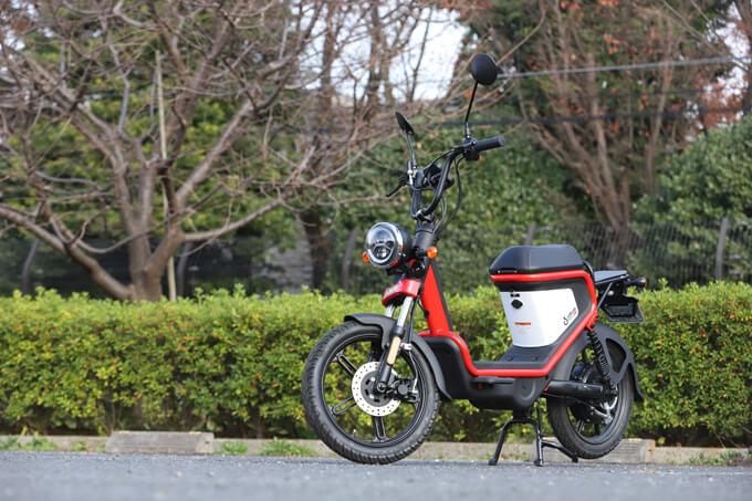 【ゴッチア GEV600 試乗記】イタリアンデザインが魅力の気軽に乗れる電動スクーターのメイン画像