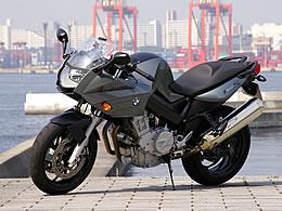 BMW Motorrad F800S 写真